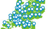 Vestigingen 12 Glasservice Nederland